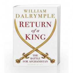 Return of a King by William Dalrymple Book-9781408818305