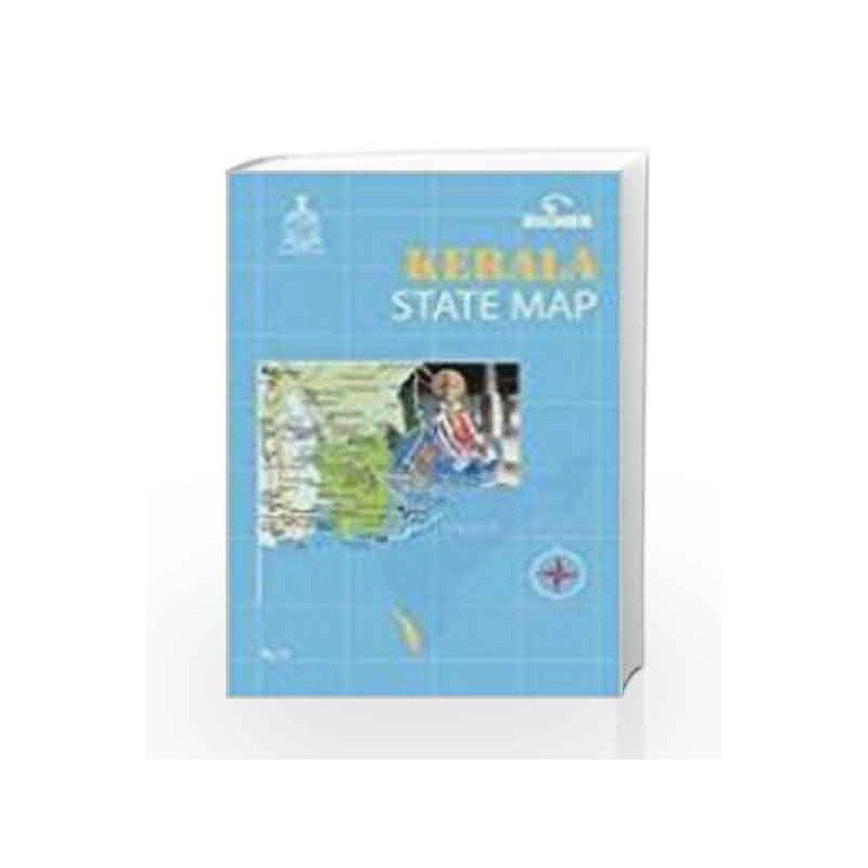 Eicher Kerala State Map by Eicher Goodearth Limited-Buy Online Eicher  Kerala State Map Book at Best Price in India:Madrasshoppe com