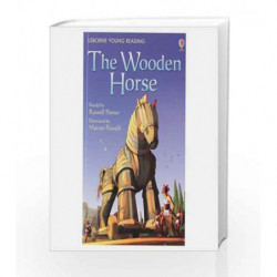 Yr1 the Wooden Horse by Russell Punter Book-9781409532101