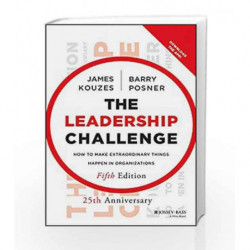 The Leadership Challenge: How to Make Extraordinary Things Happen in Organizations (Old Edition) by KOUZES Book-9788126538164