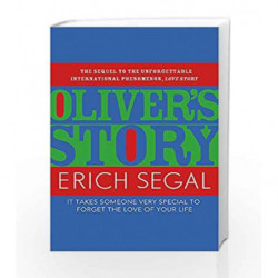 Oliver's Story by Erich Segal Book-9781444768404
