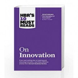 HBR's 10 Must Reads: On Innovation (Harvard Business Review Must Reads) by NA Book-9781422189856