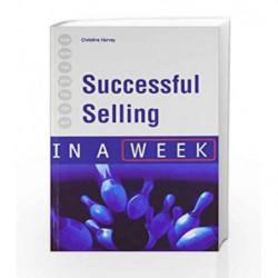 Successful Selling In Week by Christine Harvey Book-9798188452209