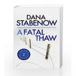 A Fatal Thaw (A Kate Shugak Investigation) by Dana Stabenow Book-9781908800404