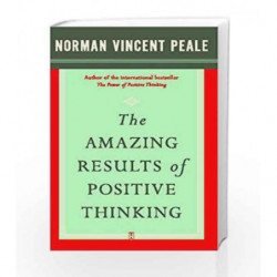 The Amazing Results of Positive Thinking by PEALE NORMAN VINCENT Book-9780743234832