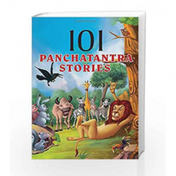 101 Panchatantar Stories by Omkidz Book-9789380070773