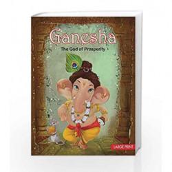 Large Print: Ganesha by Sunita Pant Bansal Book-9788187108320
