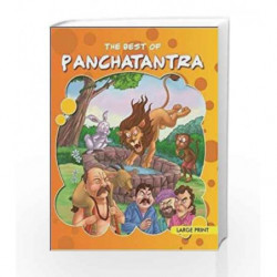 The Best of Panchatantra by Om Books Book-9788187108191