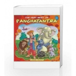 The Very Best of Panchatantra by Om Books Book-9788187108245