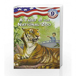 Capital Mysteries #9: A Thief at the National Zoo (A Stepping Stone Book(TM)) by Ron Roy Book-9780375848049