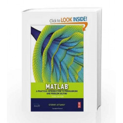 Matlab-A Practical Introduction To Programming And Problem Solving -3Rd Edition by ATTAWAY Book-9789351072553