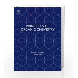 Principles Of Organic Chemistry by OUELLETTE Book-9789351073185