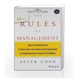 The New Rules of Management by Peter Cook Book-9788126544172