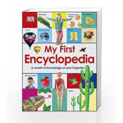 My First Encyclopedia by DK Book-9781409334538