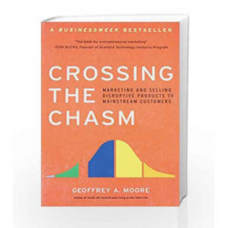 Crossing the Chasm by Moore, Geoffrey Book-9780062325020