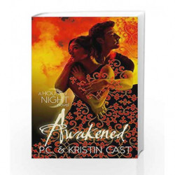 Awakened: Number 8 in series (House of Night) by Kristin Cast Book-9780349001197