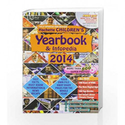 Hachette Children's Yearbook and Infopedia 2014 by NA Book-9789350097786