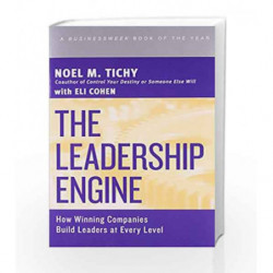 The Leadership Engine by NOEL M. TICHY Book-9780062325051