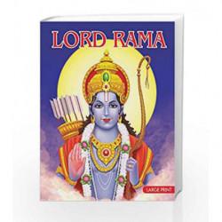 Lord Rama: Large Print by NA Book-9789382607595