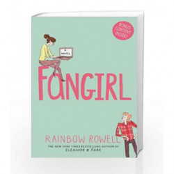 Fangirl by Rainbow Rowell Book-9781447263227