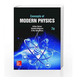 Concepts of Modern Physics (SIE) by Arthur Besier Book-9789351341857