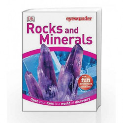 Rocks and Minerals (Eyewonder) by NA Book-9781409336006