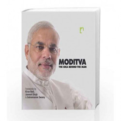 Moditva The Idea Behind The Man [English] by Siddharth Mazumdar Book-9788184409352