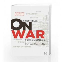Essential On War For Business by Clausewitz, Carl Von Book-9789350098615