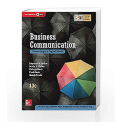 Business Communication (SIE): Connecting in a Digital World by V. Raymond Lesikar Book-9789351342960