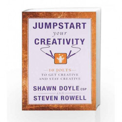 Jumpstart Your Creativity by Shawn Doyle Book-9789383359066