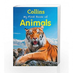 My First Book of Animals by NA Book-9780007586707