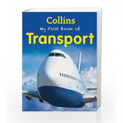 My First Book of Transport by NA Book-9780007586721
