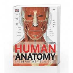 Human Anatomy by Alice Roberts Book-9781409347361