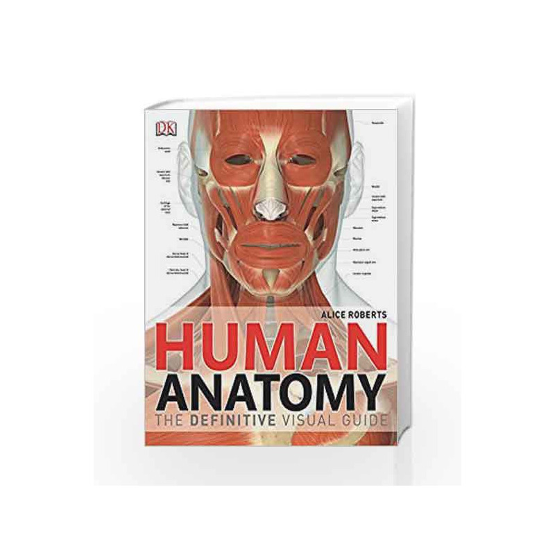 Human Anatomy by Alice Roberts-Buy Online Human Anatomy Book at Best ...