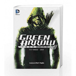 Green Arrow: Year One by Andy Diggle Book-9781401217433
