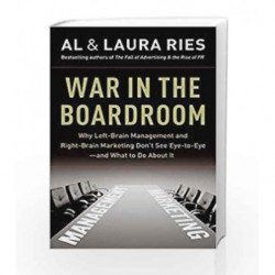 War in the Boardroom by Al Ries Book-9780062371454