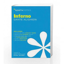 Inferno SparkNotes Literature Guide (Sparknotes Literature Guides) by Alighieri, Dante Book-9781411469693