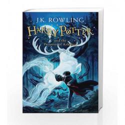 Harry Potter and the Prisoner of Azkaban (Harry Potter 3) by J.K. Rowling Book-9781408855676