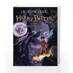 Harry Potter and the Deathly Hallows (Harry Potter 7) by Rowling, J.K. Book-9781408855713