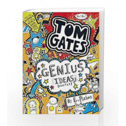 Tom Gates Book #4: Genius Ideas by Pichon L Book-9789351033028