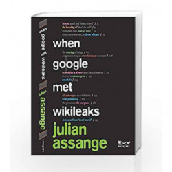 When Google Met WikiLeaks by Julian Assange Book-9788189059668