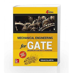 Mechanical Engineering for GATE by Vikas Slariya Book-9789352602193