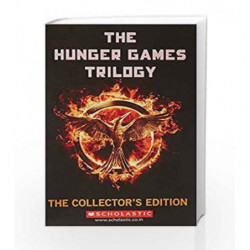 Hunger Games Movie Tie in Collectors Edition Box Set by Suzanne Collins Book-9782014101409