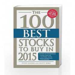 The 100 Best Stocks to Buy in 2015 by SANDER PETER Book-9781440580055