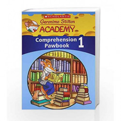 GS Comprehension (Level - 1) (Geronimo Stilton Academy) by Scholastic Teaching Resources Book-9789814629638