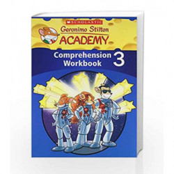 GS Comprehension (Level - 3) (Geronimo Stilton Academy) by Scholastic Teaching Resources Book-9789814629652