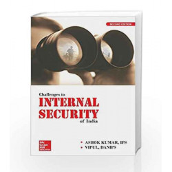 Challenges to Internal Security of India by  Book-9789352602810