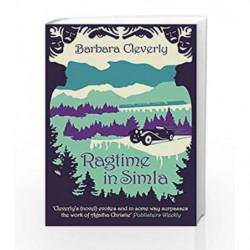 Ragtime in Simla (Joe Sandilands) by Barbara Cleverly Book-9781472111555