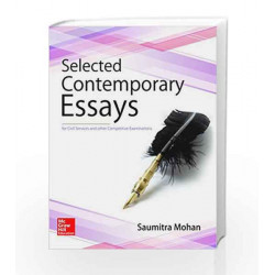 Selected Contemporary Essays by  Book-9789352604067