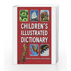 Children's Illustrated Dictionary (Mini Book) by Parragon Book-9781472378002